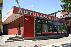 ALVADI store from outside